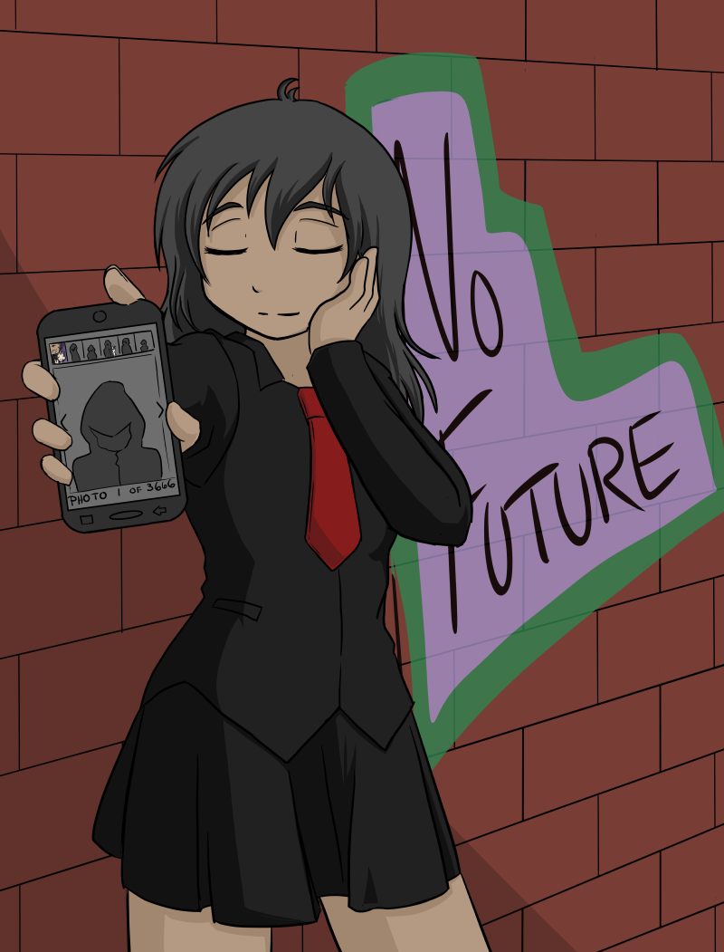 No Future - 06 - Cover